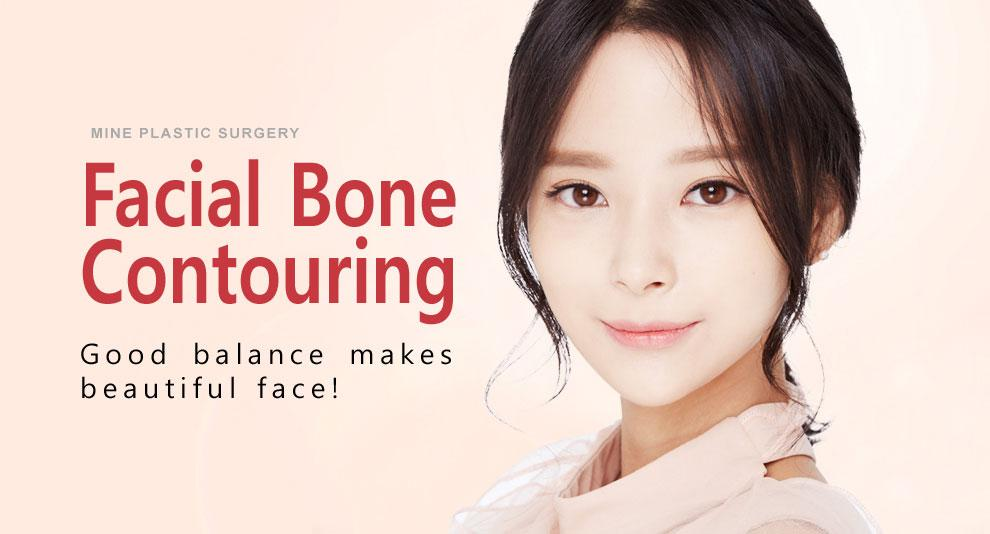 E-1 Facial Bone Contouring top banner